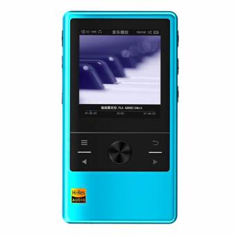Cayin N3 Master Quality Portable Digital Audio Player in Cyan
