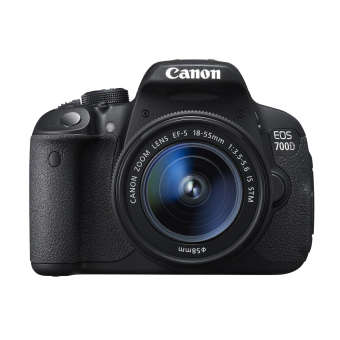 Harga Canon EOS 700D Camera + Canon EFS 18-55mm f3.5-5.6 IS STM Lens