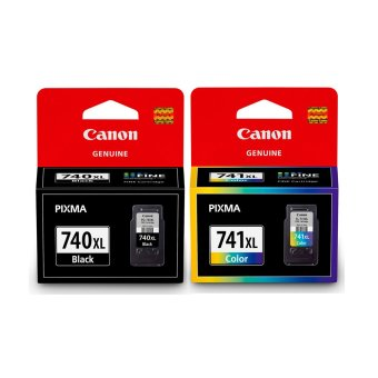 Harga Canon 740XL + 741XL Value Set