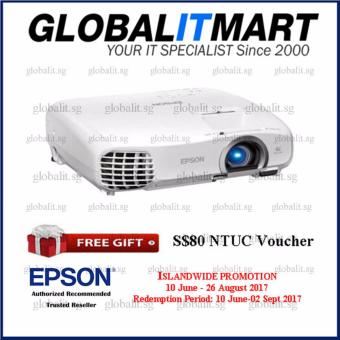 Harga EPSON EH-TW5350 FULL HD 3D HOME THEATRE PROJECTOR