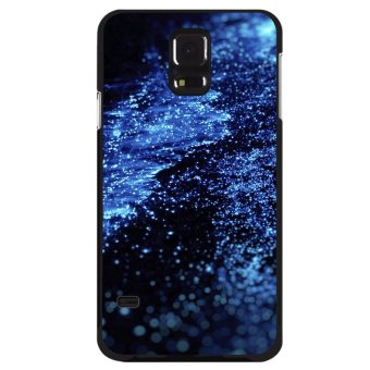 Harga Y&M Cell Phone Case For Samsung Galaxy S5 Shining Galaxy Pattern Cover (Multicolor)