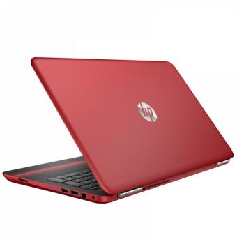 "Harga New 7th Gen Backlit HP Pavilion 15-au103TX 15.6"" Laptop Red i5-7200, 8GB, 1TB, GT940MX 2GB, W10H"