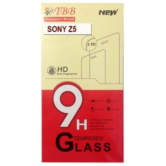 Harga Tempered Glass Screen Protector for SONY Z5