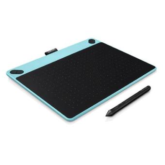 Harga Intuos Art Creative Pen and Touch Tablet, Medium (Mint Blue) + Free Tablet Sleeve