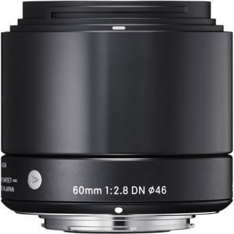 Harga Sigma 60mm f/2.8 DN Lens for Micro Four Thirds Mount Cameras (Black)