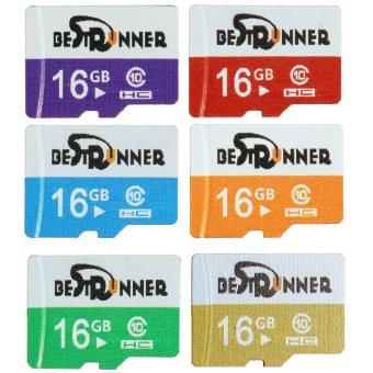 BESTRUNNER TF Memory Card Class 10 16GB - 5