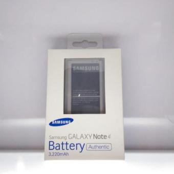 Harga Authentic Samsung Battery for Galaxy Note 4