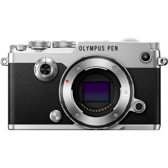 Harga Olympus PEN-F Mirrorless Micro Four Thirds Digital Camera (Body Only, Silver)