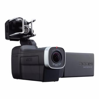 Harga Zoom Q8 Video/4 Track Audio Recorder