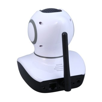 EasyN Mini 10D IP Camera 1.0MP H.264 CMOS Wireless EU Plug (White) - 4