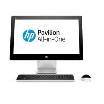 Harga HP PAVILION DESKTOP - 23INCH FHD - Q153D AIO PC - i7-6700T - 8GB - 1TB - AMD R7 360 GRAPHICS 4GB - WIN 10