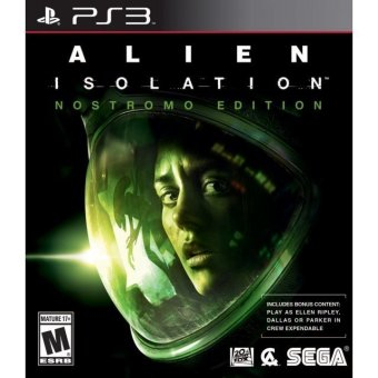 Harga PS3 Alien Isolation Nostromo Edition