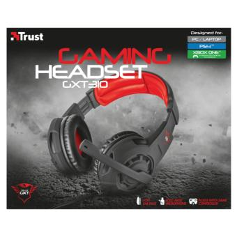 Harga Trust GXT 310 Gaming Headset