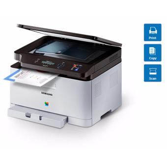 Harga Samsung C480W Wireless Color Multifunction Laser Printer Print Copy Scan