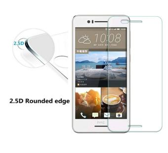 Ueokeird 9H HD Clear Tempered Glass Screen Protector Film For HTC Desire 728 - intl - 2