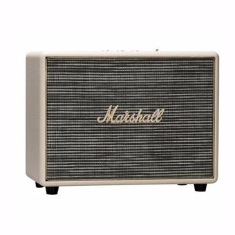 Harga Marshall WOBURN Classic Design Powerful Bass Speaker_CREAM
