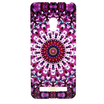 Harga For ASUS Zenfone 5 A501CG Moonmini Ultra-thin Soft TPU Phone Back Case Cover (Tribal Pattern)