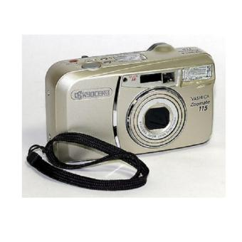 Harga Yashica Zoomate 115 Point & Shoot 35mm film camera(Gold)