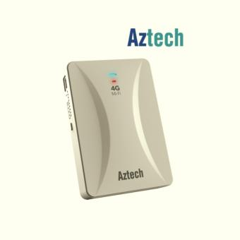 Harga Aztech MWR647 4G Mobile Wi-Fi with Built-in PowerBank
