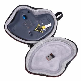 LTGEM Custom Hard Waterproof EVA Case for Logitech M570 Wireless Trackball Mouse - intl - 5