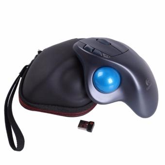 LTGEM Custom Hard Waterproof EVA Case for Logitech M570 Wireless Trackball Mouse - intl - 2