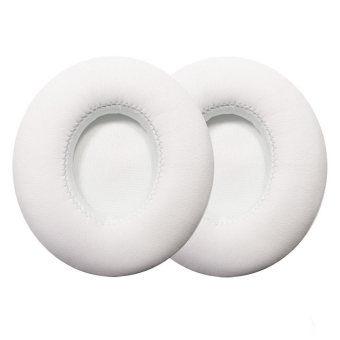 Harga misodiko Replacement Earpad Cushions compatible for Beats Studio 2.0 Over-Ear Headphone (1Pair White)