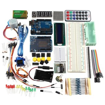 Harga R3 UNO Learning Kit for Arduino - intl