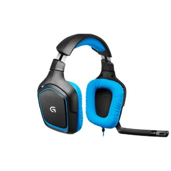 Harga Logitech G430 Surround Sound Gaming Headset