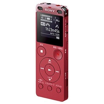 Sony Voice Recorder ICD-UX560F (Pink)