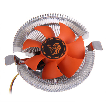 PC CPU Cooler Cooling Fan Heatsink for Intel LGA775 1155 AMD AM2 AM3 754 - 5