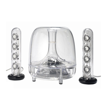 Harga Harman Kardon 2.1Ch Multimedia Speaker Soundsticks III