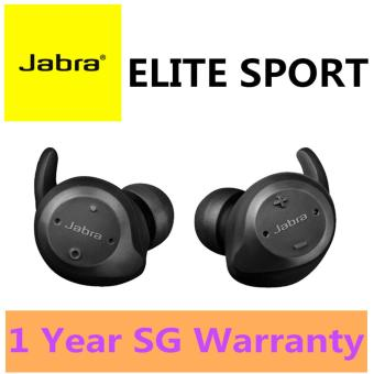 Harga Jabra Elite Sport True-Wireless Bluetooth Stereo Earbuds