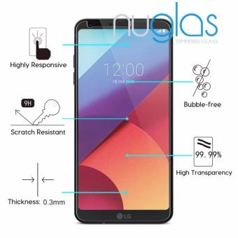Harga Nuglas LG G6 Tempered Glass Screen Protector