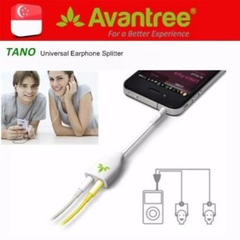 Harga Avantree TANO Universal Headphone Splitter