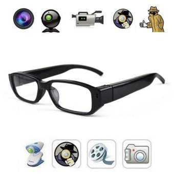 Mini HD 720P Glasses Hidden Eyewear Camera Security Cam DVR Video Record - intl - 5