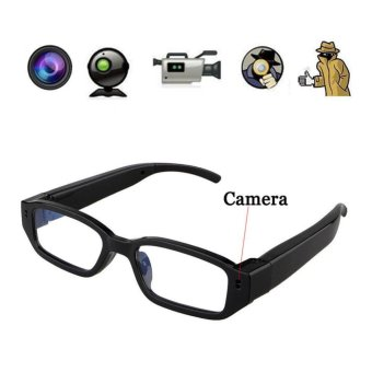 Mini HD 720P Glasses Hidden Eyewear Camera Security Cam DVR Video Record - intl - 4