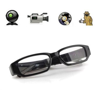 Mini HD 720P Glasses Hidden Eyewear Camera Security Cam DVR Video Record - intl - 3
