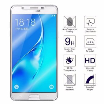 for Samsung Galaxy On5 (2016) & J5 Prime Tempered Glass Film Ultra Thin Screen Protector Guard HD Explosion-proof Anti-burst - intl - 3