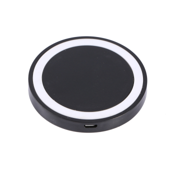Qi Wireless Power Charging Charger Pad For Samsung iPhone (White) - intl