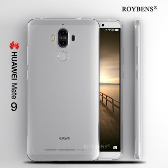 Roybens Ultra-thin Soft TPU Protective Back Cover Case For Huawei Mate 9 Clear - intl - 2