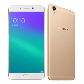 Harga Oppo R9s Plus 64GB/6GB LTE Dual Sim + Free Original Flip Cover and Yashica 10000mAh Power Bank (Gold 64GB)