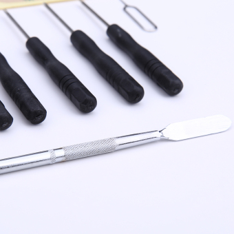 18 IN1 Mobile Repair Opening Tools Kit Set Pry Screwdriver - Intl - 4