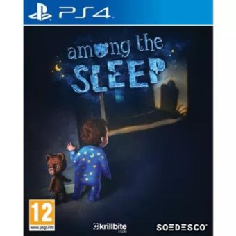 Harga PS4 AMONG THE SLEEP R2 ENGLISH