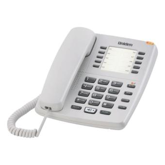 Harga Uniden AS7301 WH Corded Phone