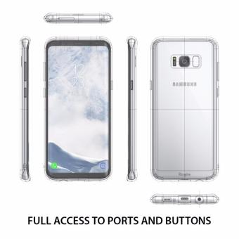Ringke Samsung Galaxy S8 Fusion Series (Smoke) - 3