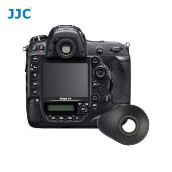 JJC EN-DK19 Rubber Eyecup for Nikon Round Eyepieces D5 D810 D4S Df D800 D4 D3 D2 as DK-19 - intl - 4