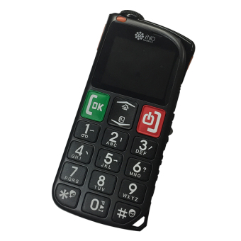 Harga iNo Simple 3G Senior Phone black