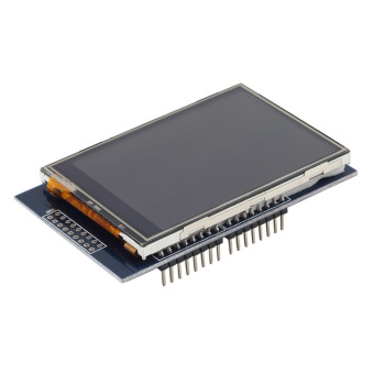 Harga OH 2.8 inch Inch TFT LCD Display Touch Screen Module with SD Slot for Arduino UNO