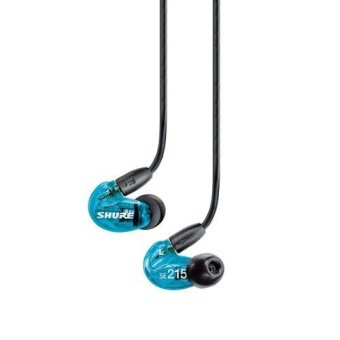 Harga SHURE Sound Isolating Earphones SE215 Special Edition transformer