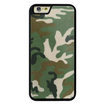 Harga Phone case for iPhone 6Plus/6sPlus green-camouflage-minky-toddler-pillow-case_large cover for Apple iPhone 6 Plus / 6s Plus - intl